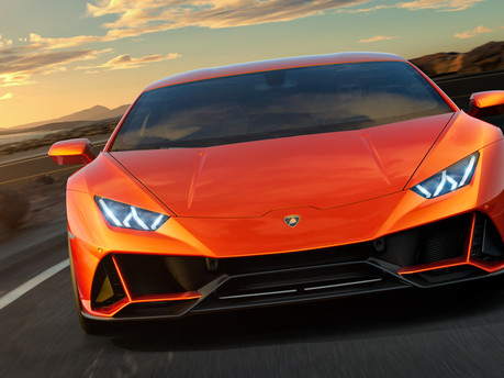 It's the supercar we've all been waiting for – say hello to the new Huracan Evo. 13
