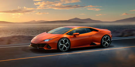 It's the supercar we've all been waiting for – say hello to the new Huracan Evo. 14