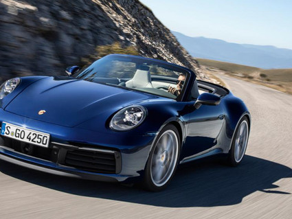 The Porsche 992 has dropped its roof, but not its performance