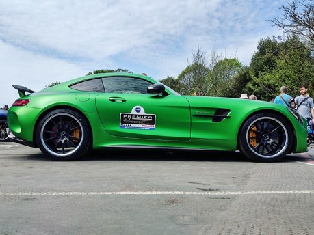 Sun & Supercars: Premier GT brings the noise to Horsham Piazza Italia 7