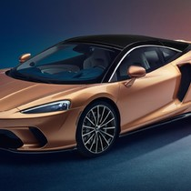 The Wraps Are Off: The McLaren GT Is Here 2