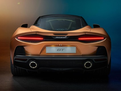 The Wraps Are Off: The McLaren GT Is Here