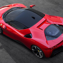 Meet The Ferrari SF90 Stradale, Ferrari's First Plug-In Hybrid 2