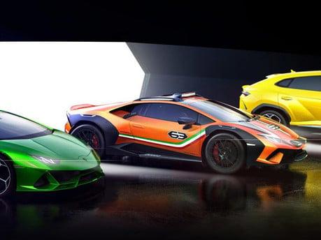 Lamborghini Goes Off Road, Meet The Huracan Sterrato