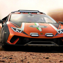 Lamborghini Goes Off Road, Meet The Huracan Sterrato