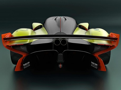 Aston Martin Valkyrie to Compete for Le Mans Honours 4