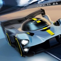 Aston Martin Valkyrie to Compete for Le Mans Honours 2