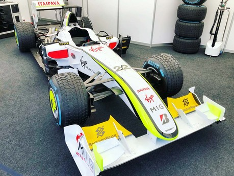 Brawn GP: 10 Years On 3