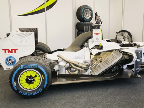Brawn GP: 10 Years On 4