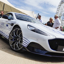 The Aston Martin Rapide-E: Aston Joins The Electric Revolution