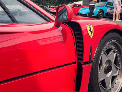 Premier GT Welcomes The Ferrari Owners Club