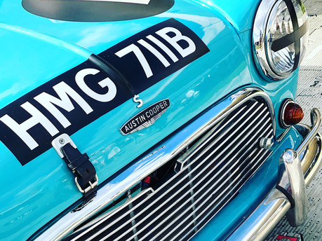 The Mini At 60: Happy Birthday To A British Icon