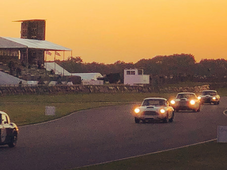 Vintage Style Returns For The Goodwood Revival Meeting