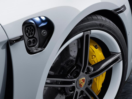Porsche Set To Take On Tesla With New Taycan