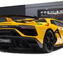 Peak Lamborghini: Lamborghini Aventador SVJ 2