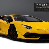 Peak Lamborghini: Lamborghini Aventador SVJ
