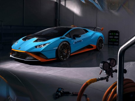 GT3 Inspired Lamborghini Huracan STO On The Way For 2021
