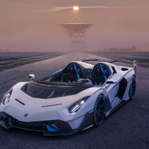 Lamborghini Have Taken The Notion of Open Top Motoring to Dizzy New Heights with the SC20
