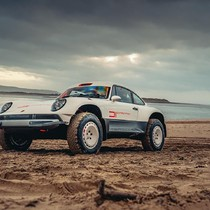 Singer Have Created Arguably the Most Outlandish, Off-Road 911 Ever 2