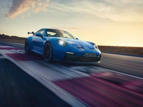 The Porsche 992 GT3 Has Just Been Announced