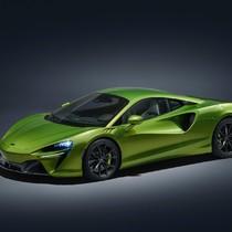 The Artura - a New Direction for British Supercar Manufacturer, McLaren