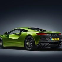 The Artura - a New Direction for British Supercar Manufacturer, McLaren 2