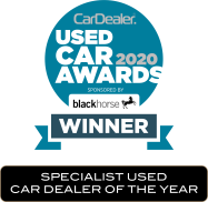 UCA 2020 Specialist Used Car Dealership Of The Year