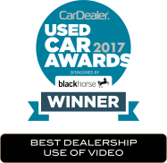 UCA 2017 Best Dealership Use Of Video