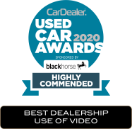 UCA 2020 Best Dealership Use Of Video