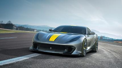 The Ferrari 812 Versione Speciale