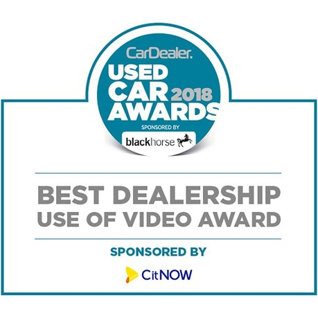 "Premier GT are ""Best Dealership Use of Video"" Finalists in the Used Car Awards!!!"