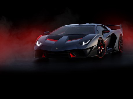 Lamborghini SC18: the first 'one-off' commission created by Squadra Corse 9
