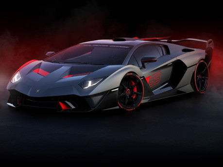 Lamborghini SC18: the first 'one-off' commission created by Squadra Corse 3