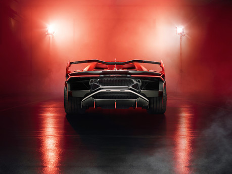 Lamborghini SC18: the first 'one-off' commission created by Squadra Corse 5