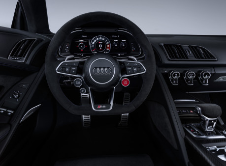 Audi's fastest model is now even hotter: New 2019 Audi R8 revealed! 12