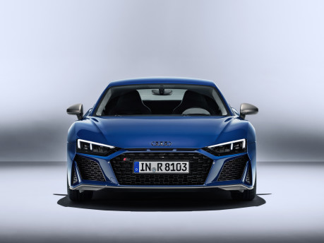 Audi's fastest model is now even hotter: New 2019 Audi R8 revealed! 6