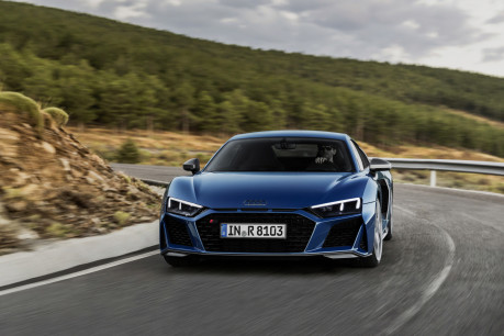 Audi's fastest model is now even hotter: New 2019 Audi R8 revealed! 3