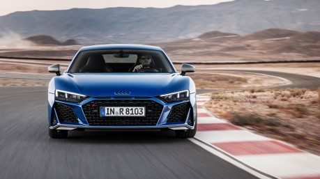 Audi's fastest model is now even hotter: New 2019 Audi R8 revealed! 5