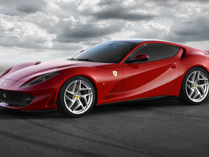 Rumours swirl of a convertible version of the Ferrari 812 Superfast.