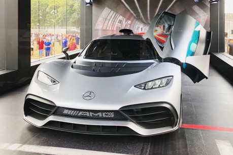 The 2018 Festival of Speed: Power & Prestige at Goodwood 2