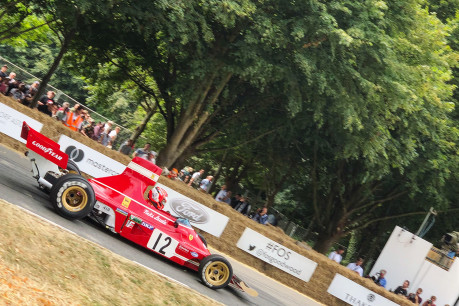 The 2018 Festival of Speed: Power & Prestige at Goodwood
