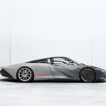 McLaren Speedtail squares up to real-world testing 2