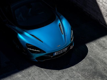 McLaren set to reveal drop-top version of the 720S on 8th December