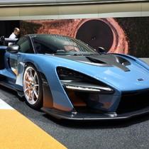 Geneva Motor Show Highlights: McLaren Senna 2
