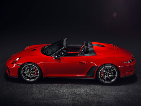 Porsche announces plans to produce the 911 Speedster 2