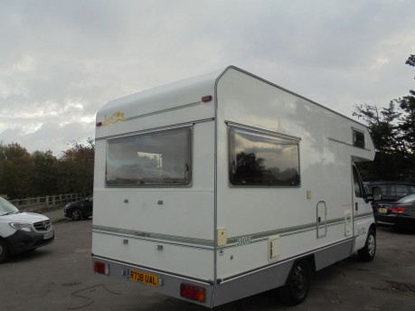 Swift Suntour Swift Suntour 590 RL MOTORHOME **ONLY 57200 MILES** Fiat Ducato 2.5 4
