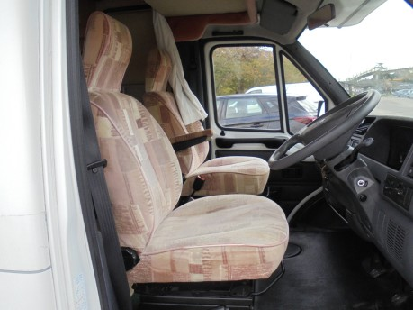 Swift Suntour Swift Suntour 590 RL MOTORHOME **ONLY 57200 MILES** Fiat Ducato 2.5 7