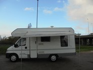 Swift Suntour Swift Suntour 590 RL MOTORHOME **ONLY 57200 MILES** Fiat Ducato 2.5 5