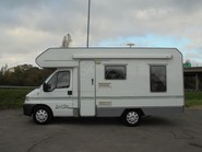 Swift Suntour Swift Suntour 590 RL MOTORHOME **ONLY 57200 MILES** Fiat Ducato 2.5 2