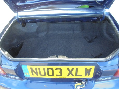 Mazda MX-5 1.6 113250 MILES FULL SERVICE HISTORY TONNEAU COVER WIND-SCARF 8